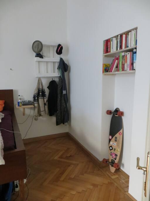 Dein Zimmer: Kleiderecke