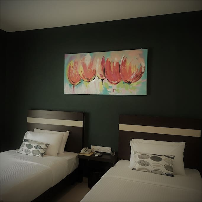 Additional Room - Twin Sharing