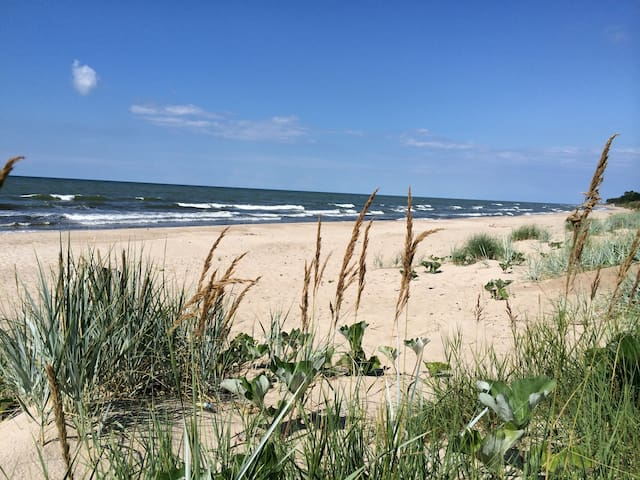 Отдых на Балтикe 200 м от моря - Liepāja