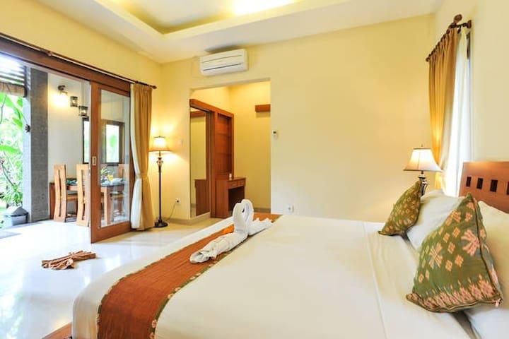 Villa Cilinaya, Tranquil & Quiet