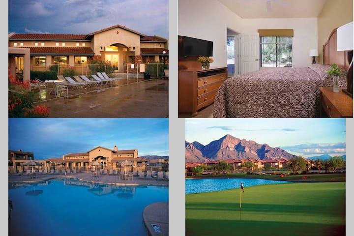 Studio Wyndham Rancho Vistoso, AZ - Oro Valley - Lägenhet