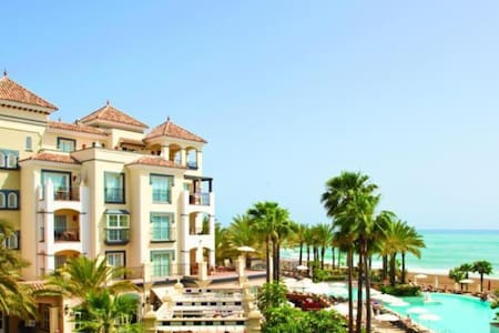 Topappartement in Marriott's Playa Andaluza - Estepona - Apartment