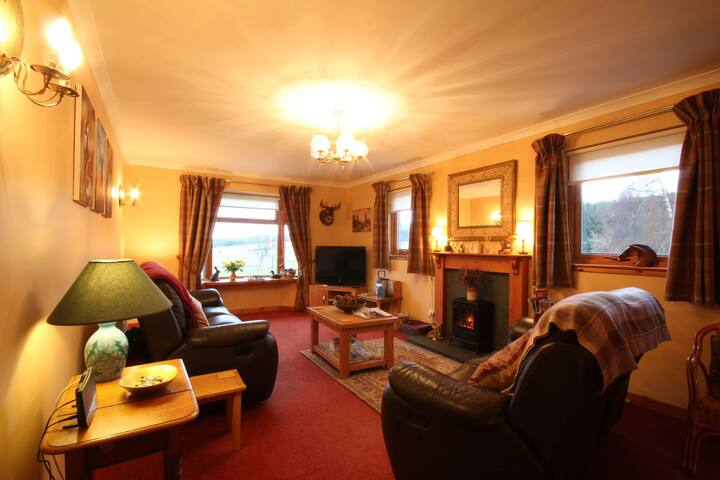 Wildhaven Cottage - Inverarnie - บ้าน
