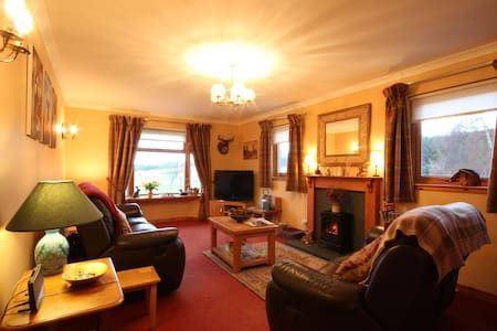 Wildhaven Cottage - Inverarnie