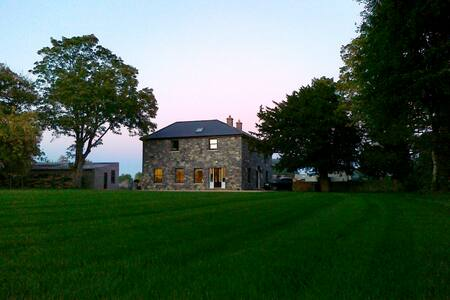 Large luxury farmhouse in Ireland - Portlaoise - Hus