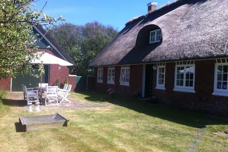 Fanø - Sønderho - Zomerhuis/Cottage