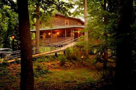 Riverside Lodge Retreat Center - Rutherfordton