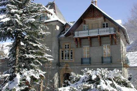 Chambre La Comtesse de La Fayette - Bagnères-de-Luchon