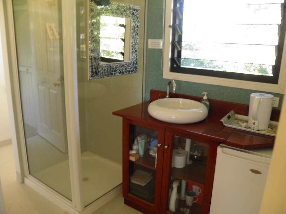 Ensuite to room