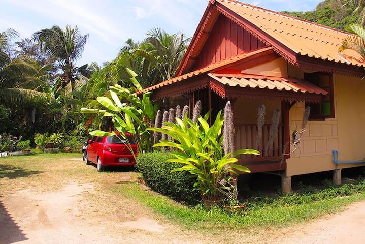 Bungalo with kitchen Ya Nui beach - Phuket - Cabane