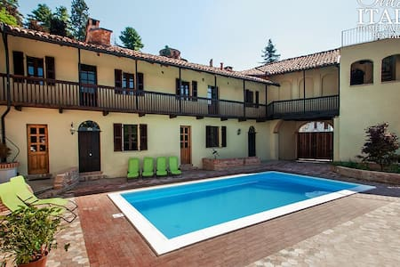 Charming B&B La dolce Vite w/pool - Frinco