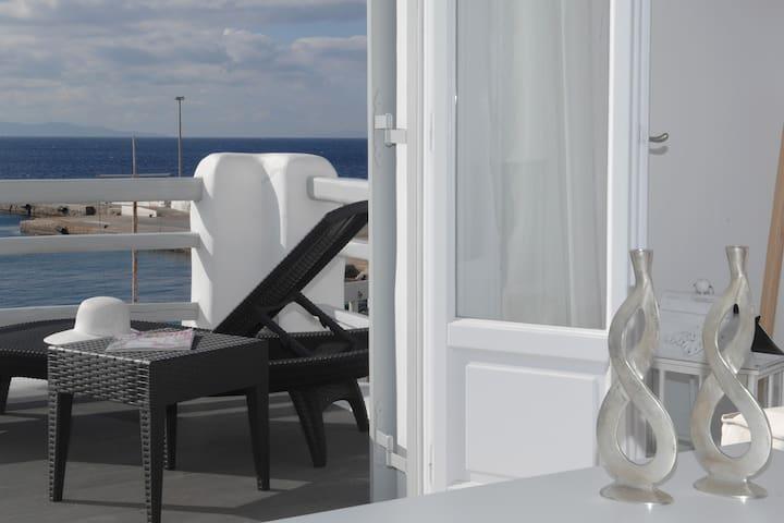 Mykonos One Bedroom Studio Apartment