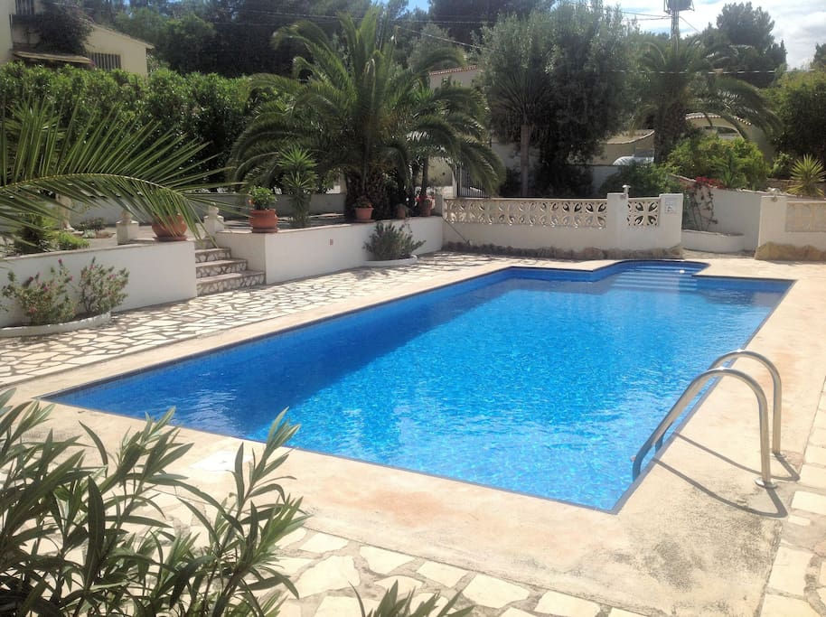 The lovely Swimming Pool