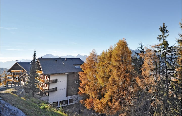 Holiday apartment with 3 bedrooms on 64m² in Veysonnaz