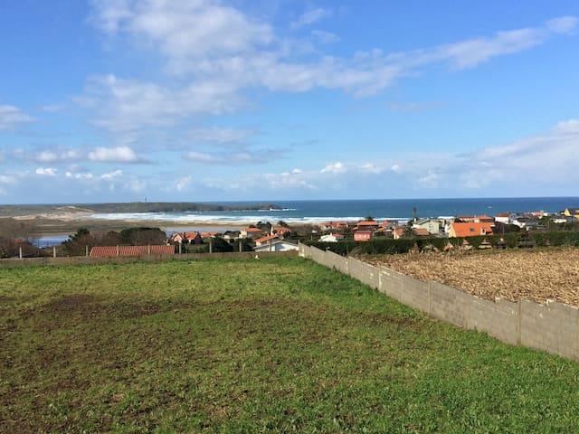 casa a 200 m de la playa - Valdoviño - House
