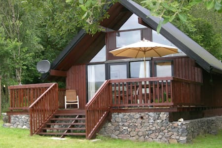 Charming Forest Cabin Bolt Hole - Dalavich
