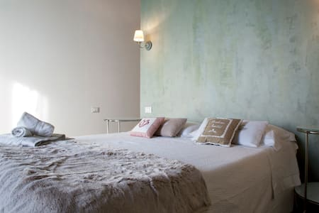 B&B Villa Natta   camera green - Uggiate Trevano