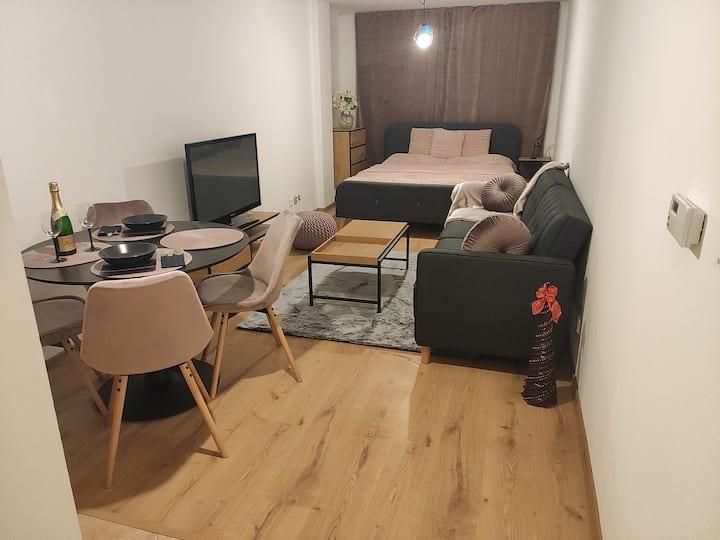 Tatran,apartmán A26 priamo pri svahu na Donovaloch