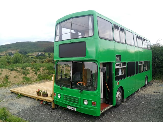 Jack's Converted Double Decker Bus
