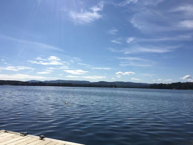 Brightside Annex - Raquette Lake - กระท่อม