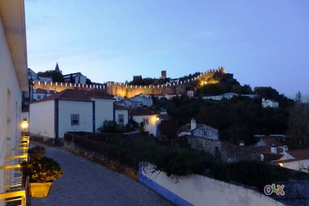 Townhouse in beautiful Obidos - Óbidos - Casa