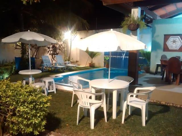 Excelente Casa Praia do Françês 04 suites - Marechal Deodoro - Departamento
