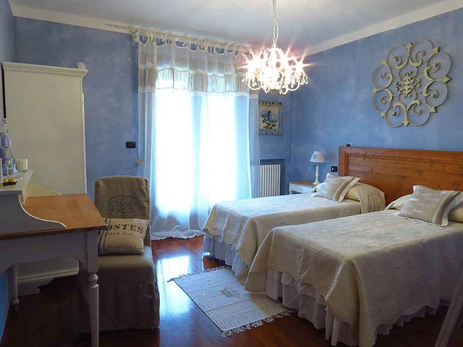 B b casa di mary bed breakfasts for rent in pordenone for Piani di casa bed and breakfast
