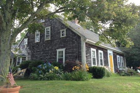 Brewster Cape Cod House - 布魯斯特(Brewster)