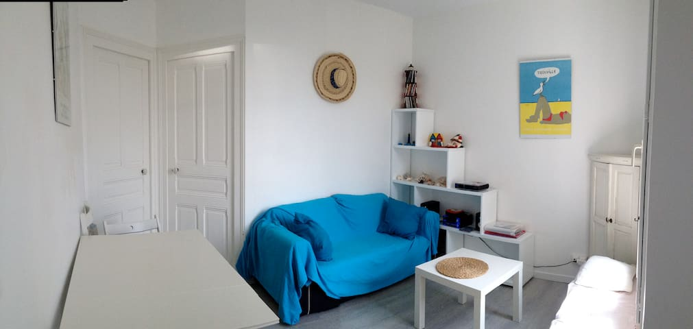 Lovely 3 rooms next to the beach ! - Trouville-sur-Mer - Pis