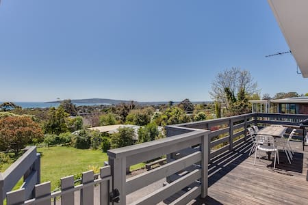 Family Friendly & Air Conditioned House in Dromana
