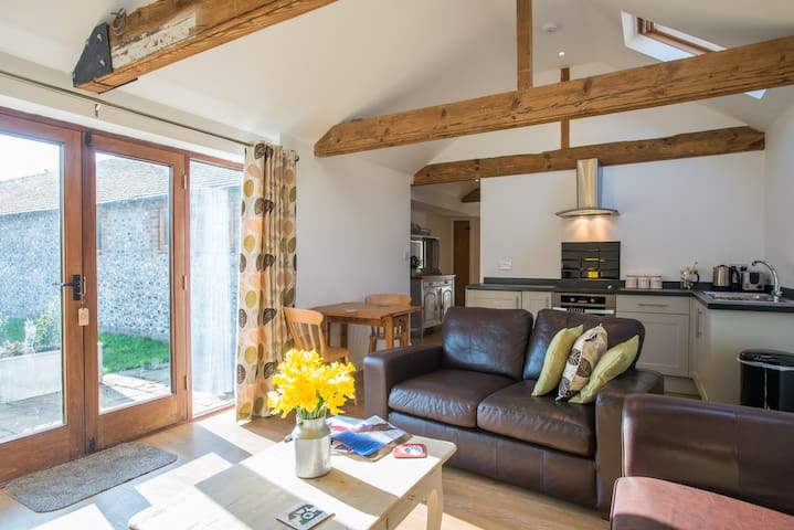 The Dairy, Spring Barn Farm, Lewes - Lewes - Apartment