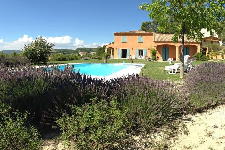 Luxury villa (La Petite) - Saint-Michel-l'Observatoire - House