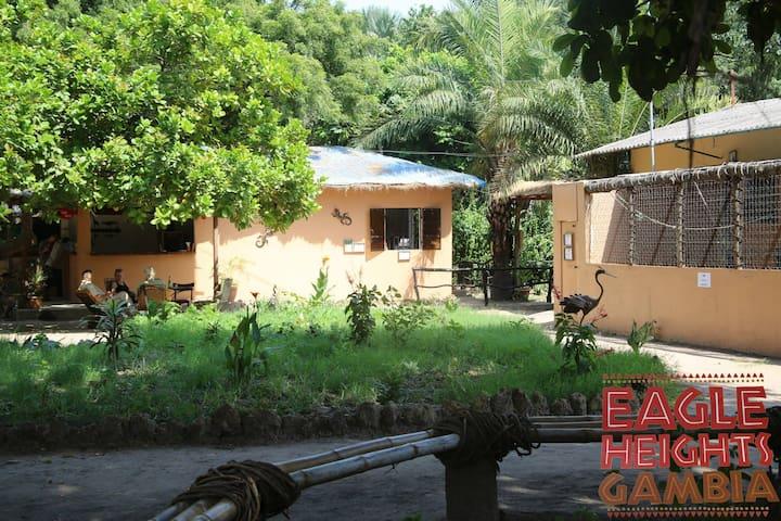 Abuko Nature Reserve Guest House 1 - Serrekunda - Rumah