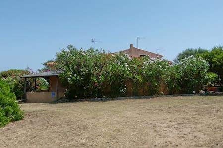 Casa Tommy - villetta vista mare - Terravecchia-portoquadro - Casa