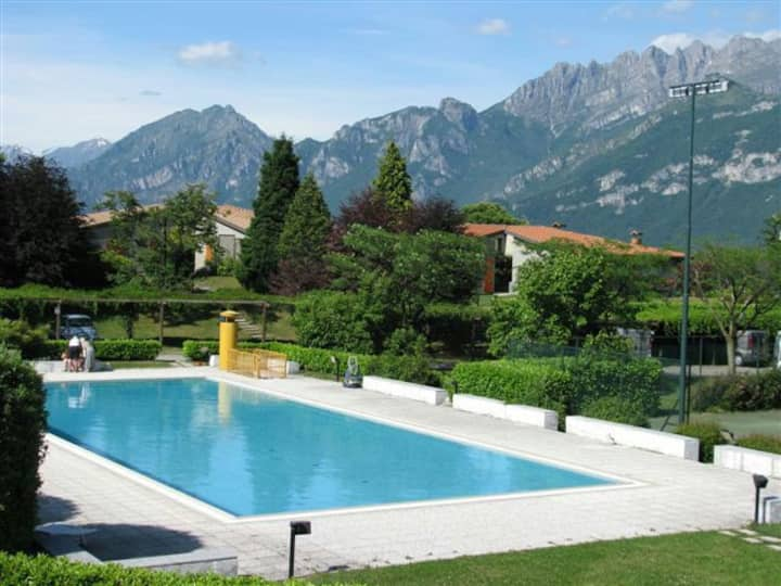 Family Residence Le Terrazze - piscina e giardino