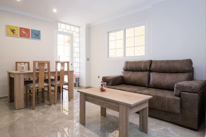 Bonito apartamento nuevo