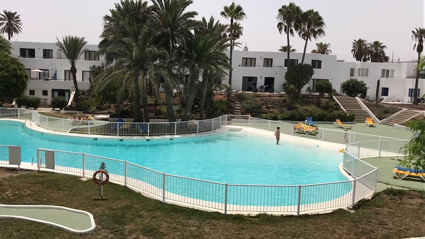 Swimming pool for guest only
