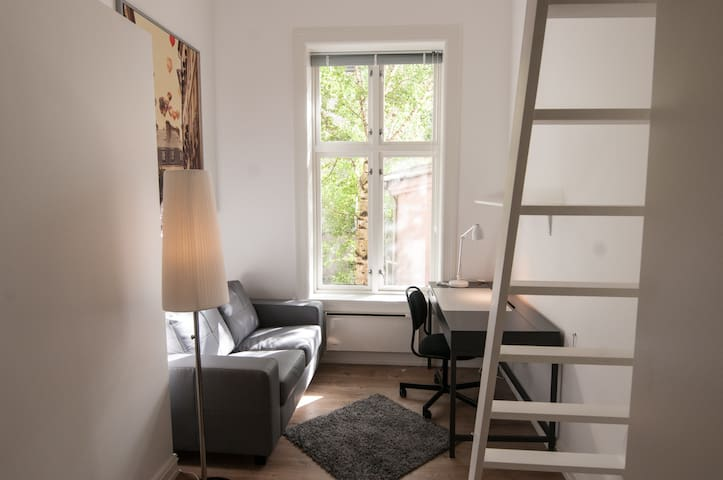 Loki Room, Best place to stay in the heart of Oslo - Oslo - Apartment