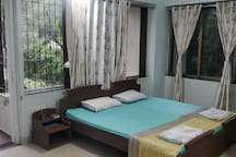 Cozy private space amidst nature in Chembur.