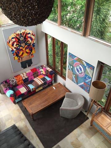 Stunning Designer 3BR Penthouse! - Ubud - Pis