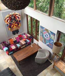 Stunning Designer 3BR Penthouse! - Ubud