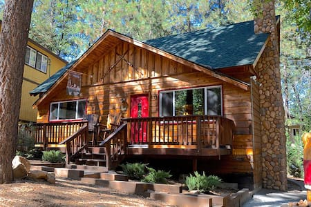 Forest Chalet:Spa/Near Snow Summit! - Big Bear Lake