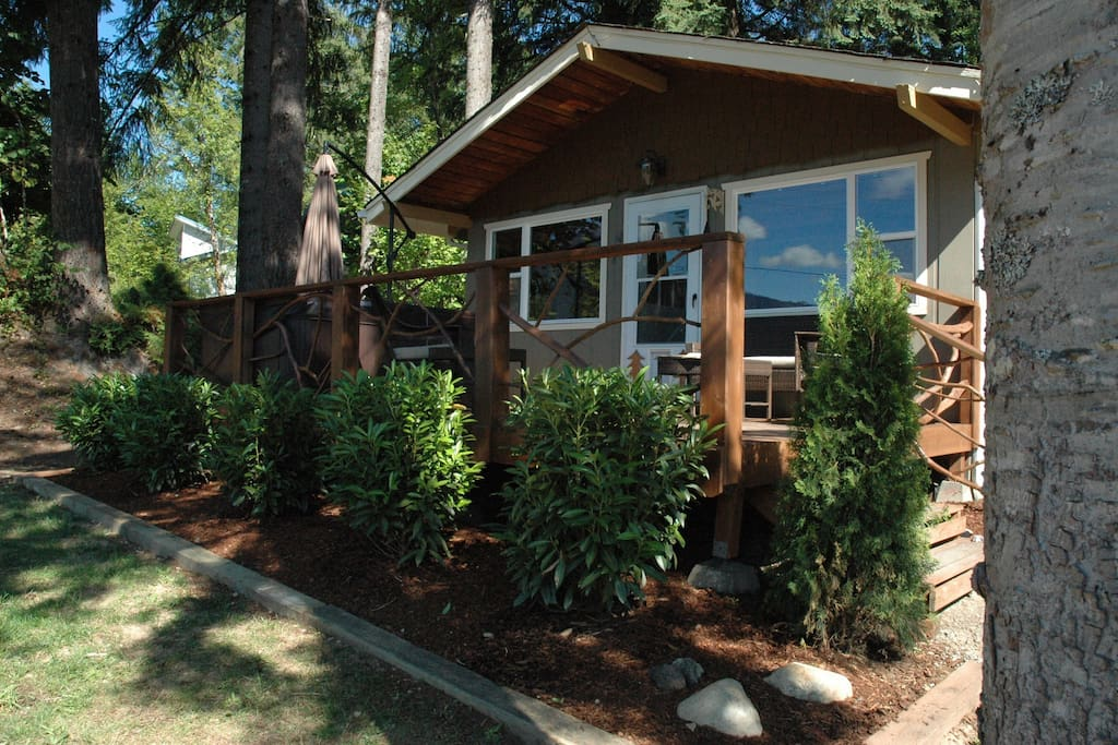 Maison De Montagne Cabins For Rent In Packwood