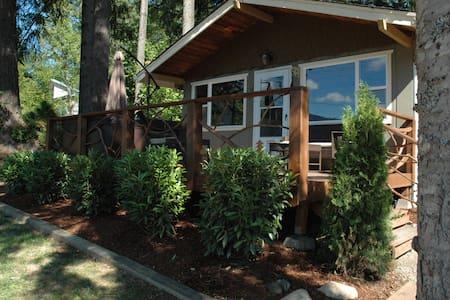 Maison de Montagne - Packwood - Blockhütte