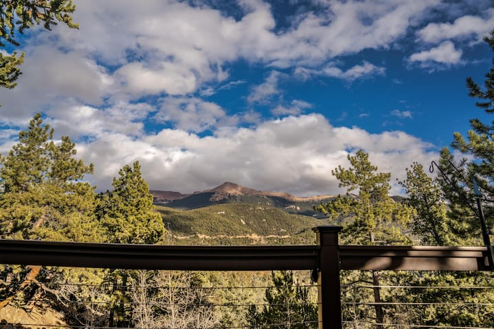 Rocky Mountain getaway - great views