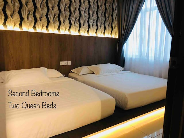 Relax Guest House 1 @ Majestic Ipoh