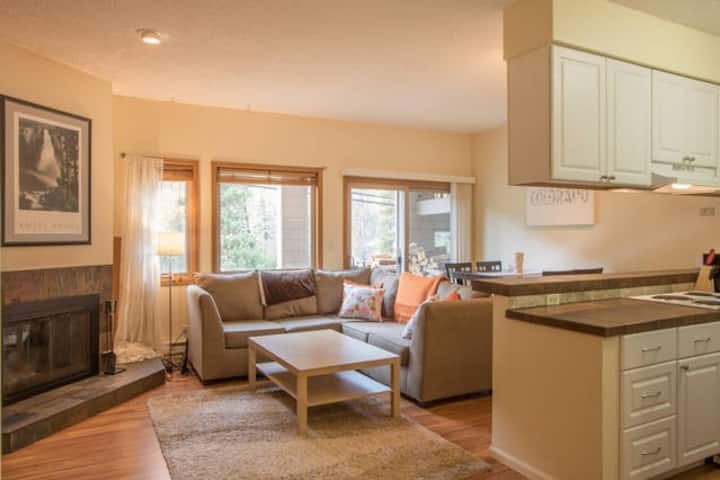 East Vail Condo on Free Vail Busline 4x hrly peak