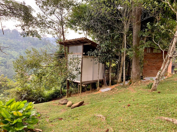 Plateau Farm Sustainable Treehouse Camp@Janda Baik