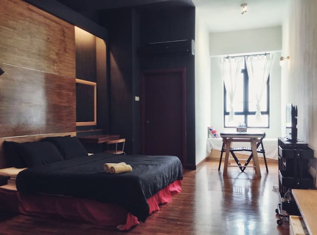 HOT! Yin & Yang Retreat at The Mines - Seri Kembangan - Apartment