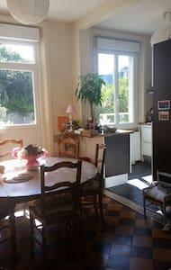 Ch & Petit Déjeuner & Dîner fait maison (près UCO) - Guingamp - 独立屋